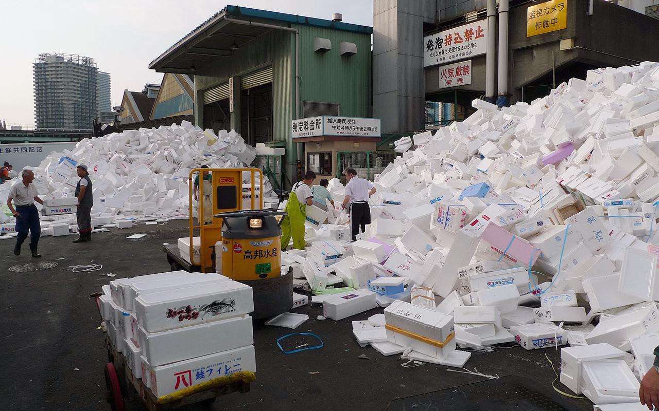 Tsukiji Wonderland, or Environmental Nightmare?