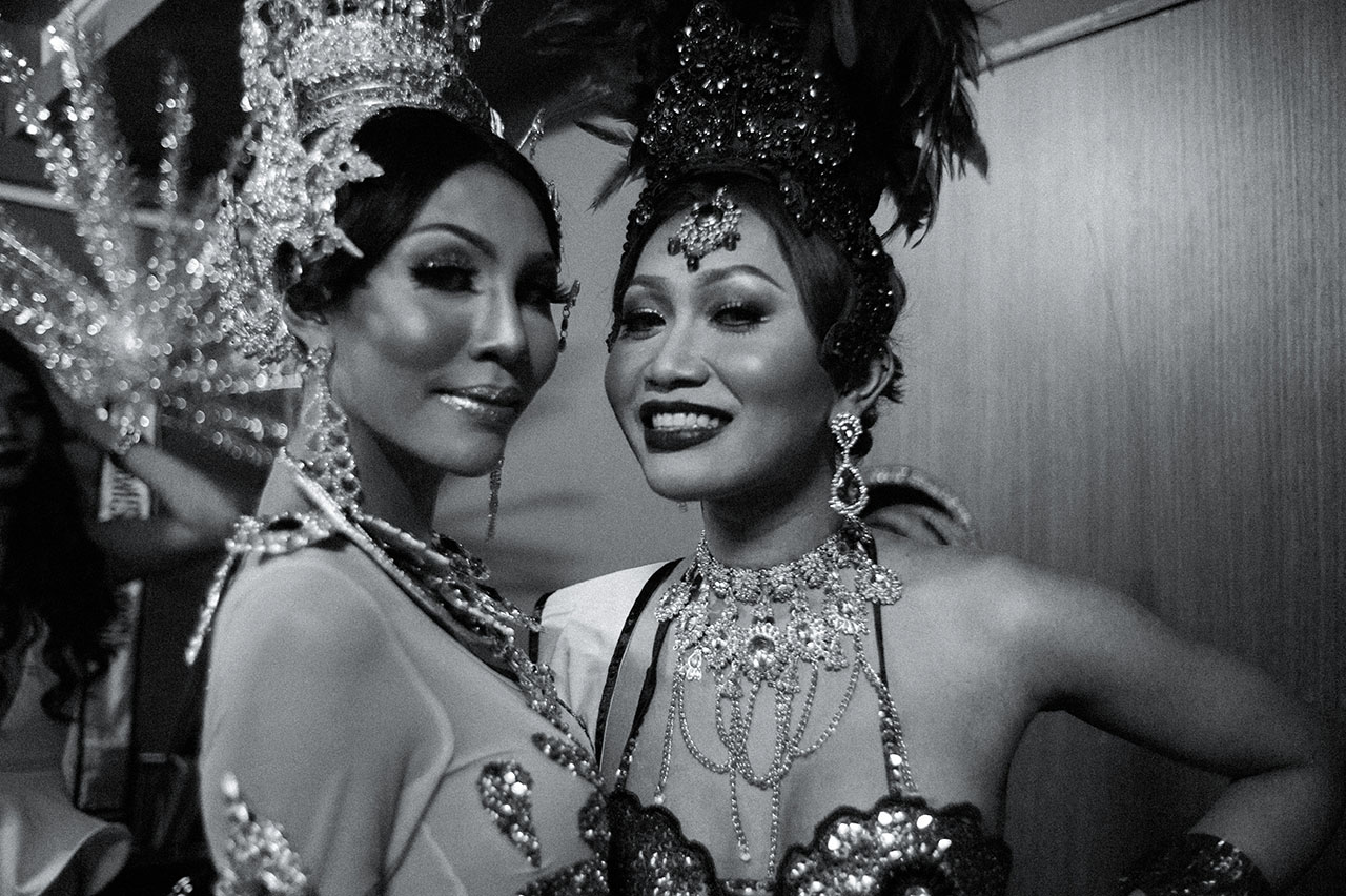 A Night at A Transgender Pageant in Singapore