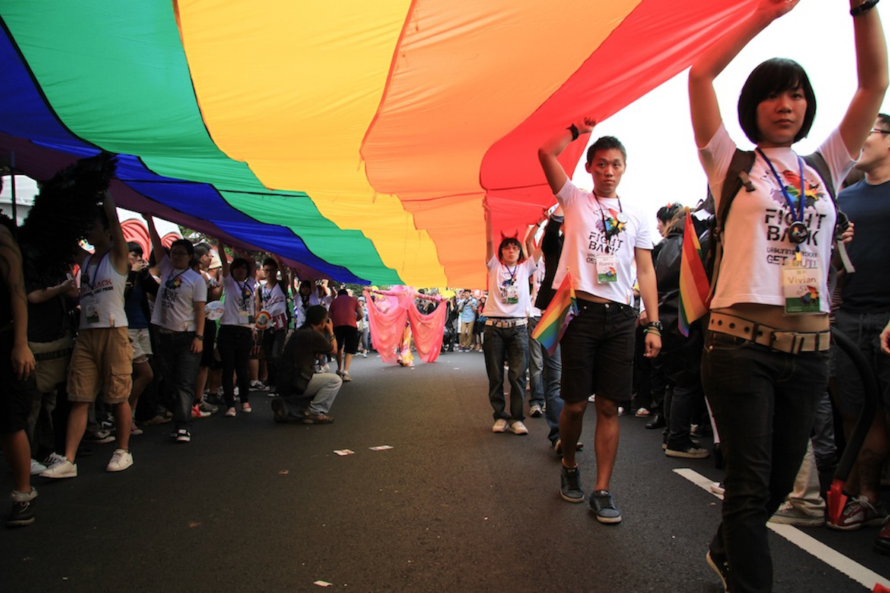Taiwan Leads Ban on Gay Conversion Therapy