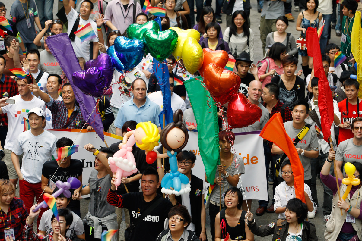 """Hong Kong, Possibly First Asian Country to Host """"Gay Olympics"""""""