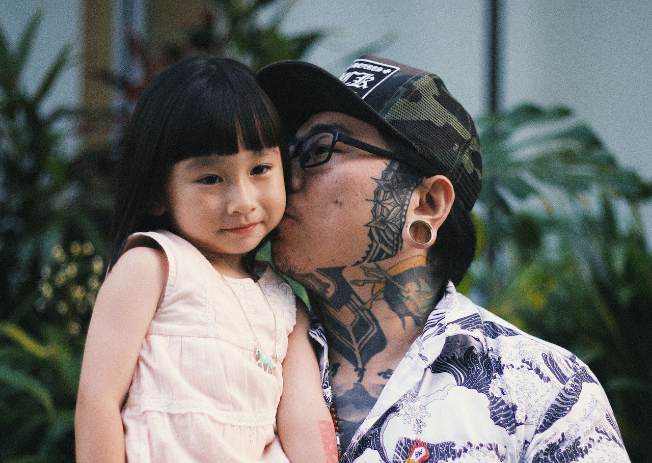 The Faces of Singapore Ink Show