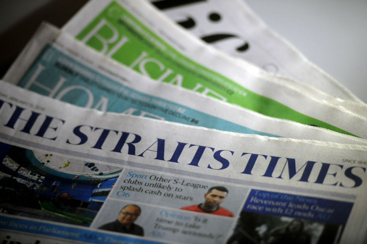 What Every Straits Times Forum Letter Looks Like