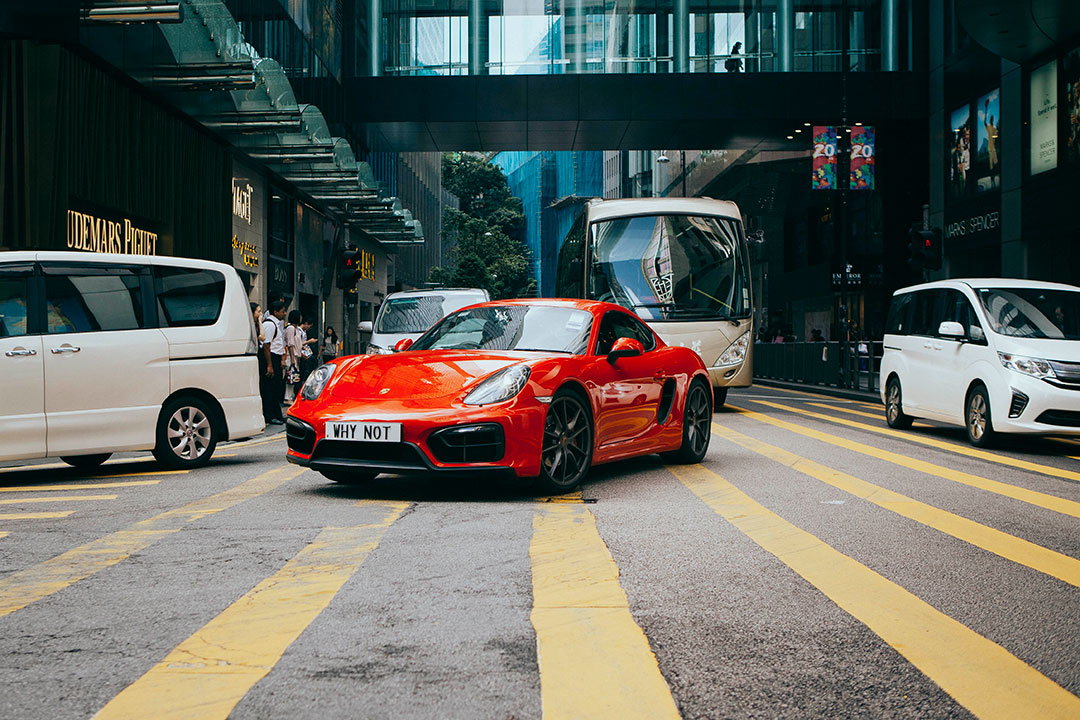 Carspotting: Hong Kong's Obsession with Vanity Plates