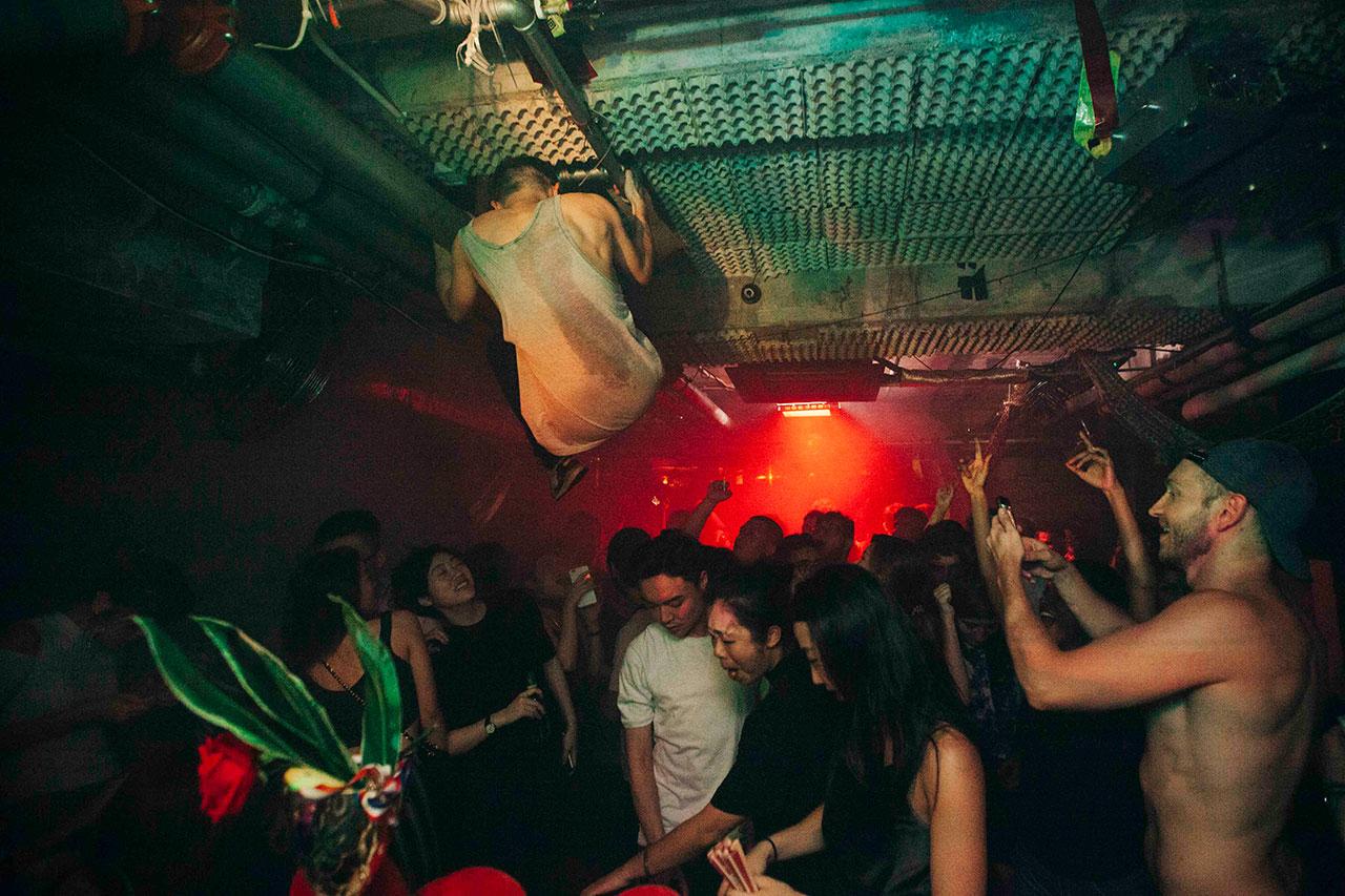Goodbye Premium Sofa: The Death of HK's Basement Club Scene