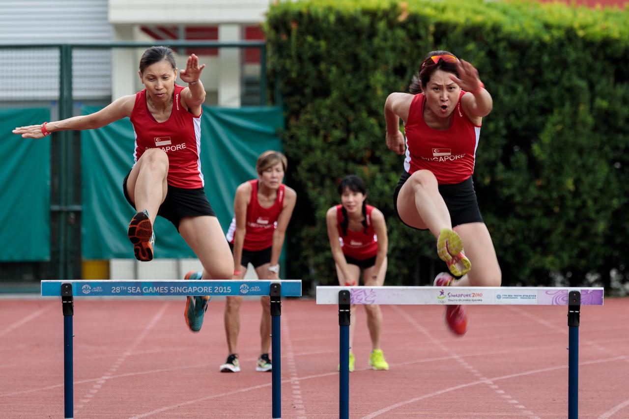 Meet Singapore's Fastest Women Over 50