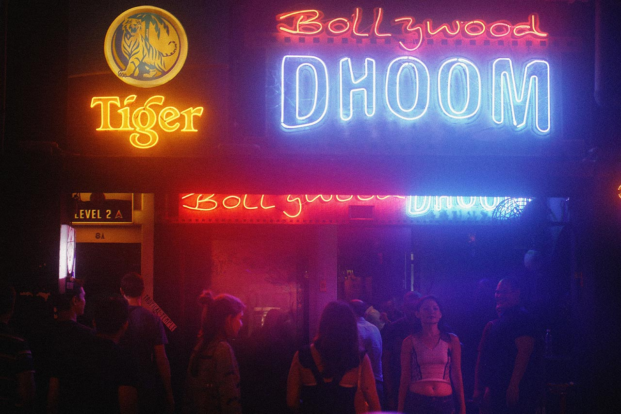 What's Inside Bollywood Dhoom?