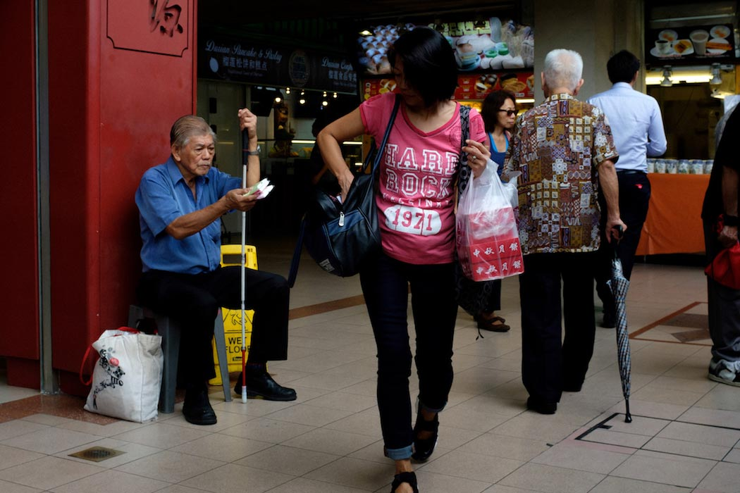 Ah Goh: A Tissue Seller's Fight to Turn Back Time