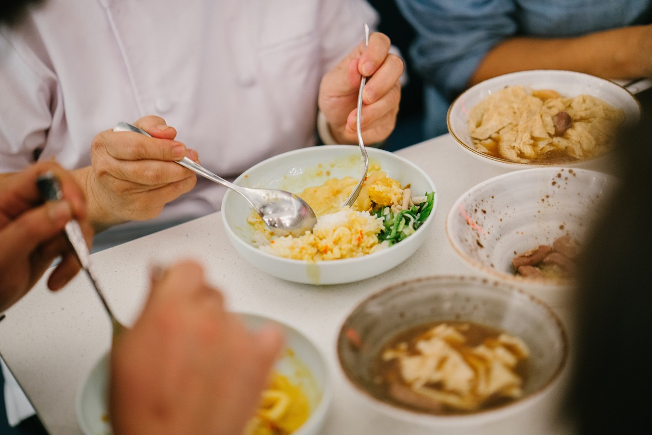 What Do Chefs Cook for Their Employees?
