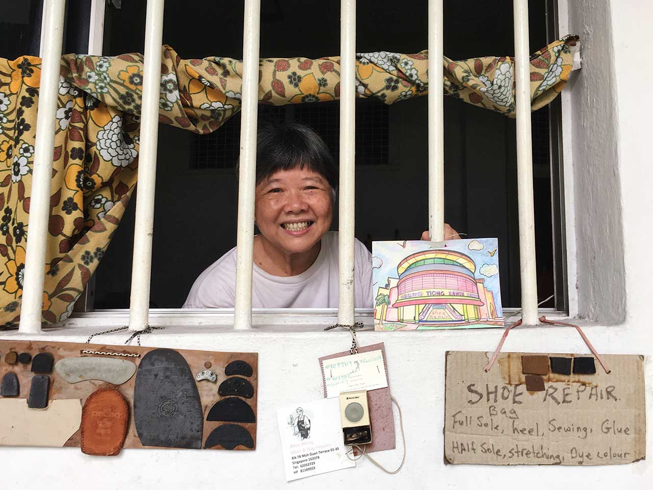 10 Life Lessons from Singapore's Only Female Cobbler