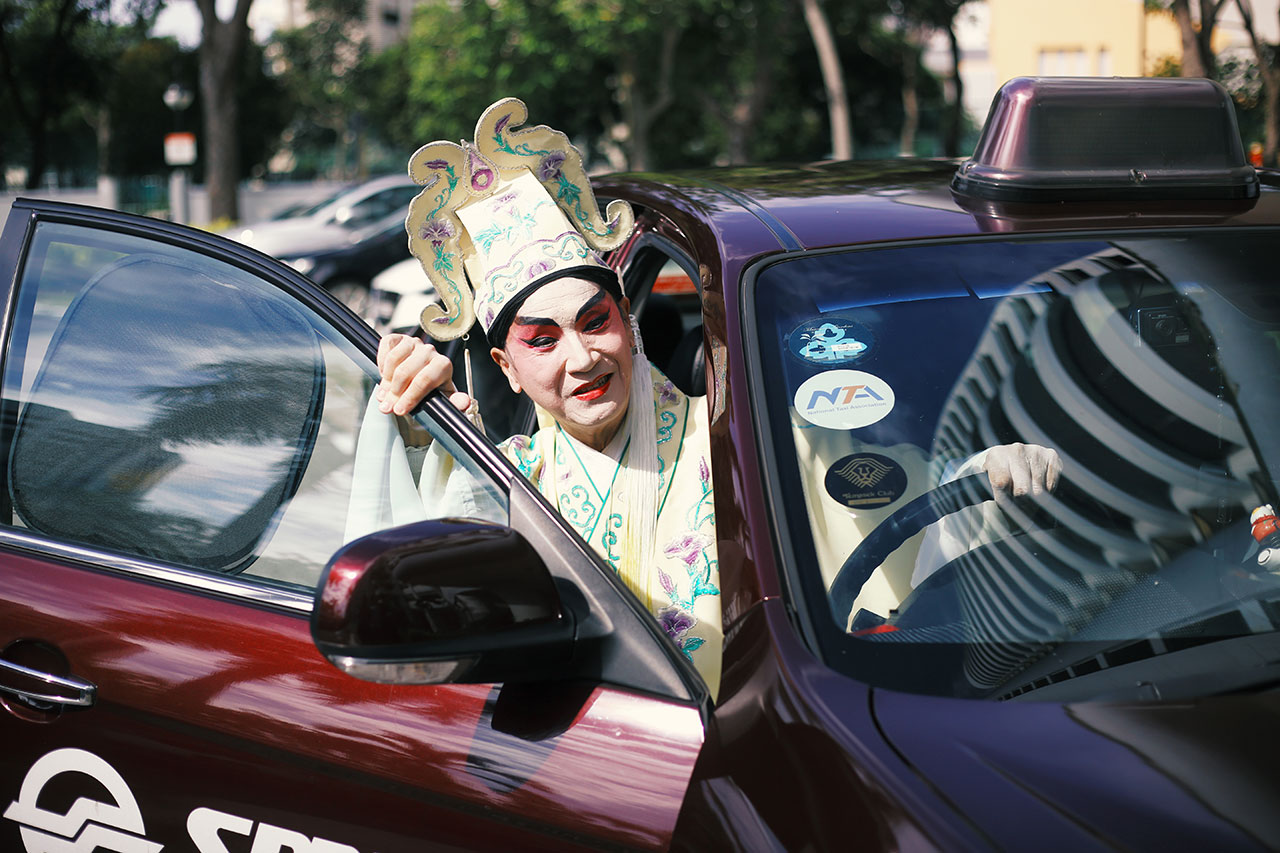 Taxi Driver By Day, Opera Star By Night