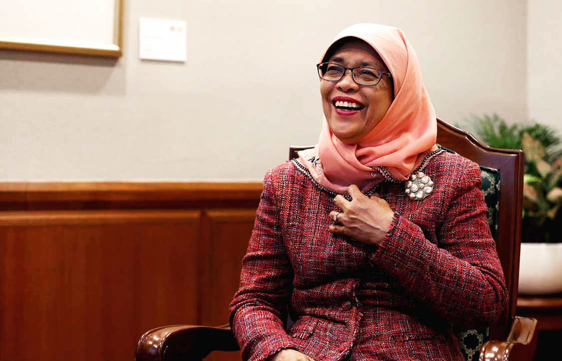 Halimah Yacob Has Reinforced Our Apathy