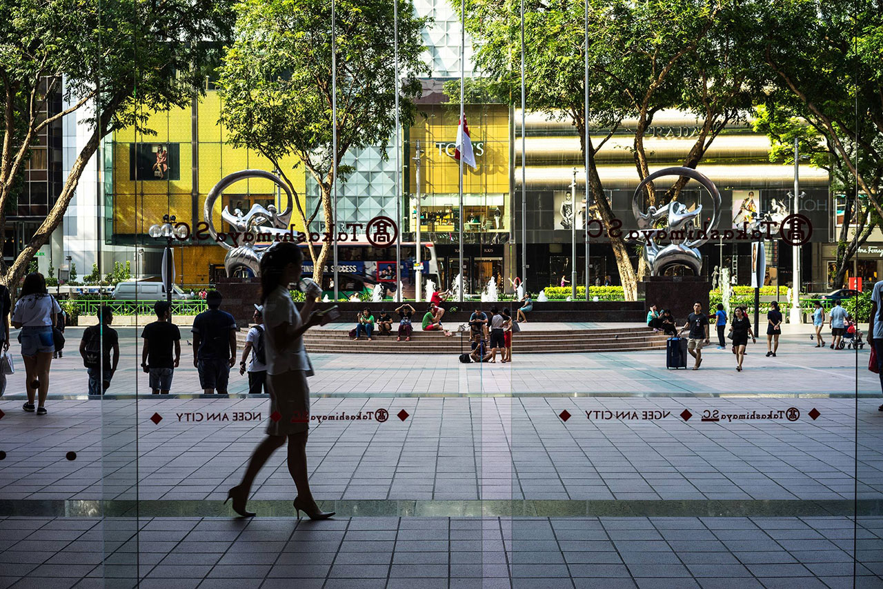 The Only Way to Save Orchard Road is to Let It Die