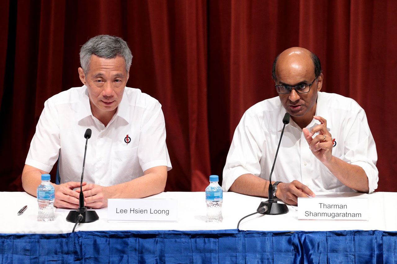 DPM Tharman: The PAP's Last Chance to Save Itself