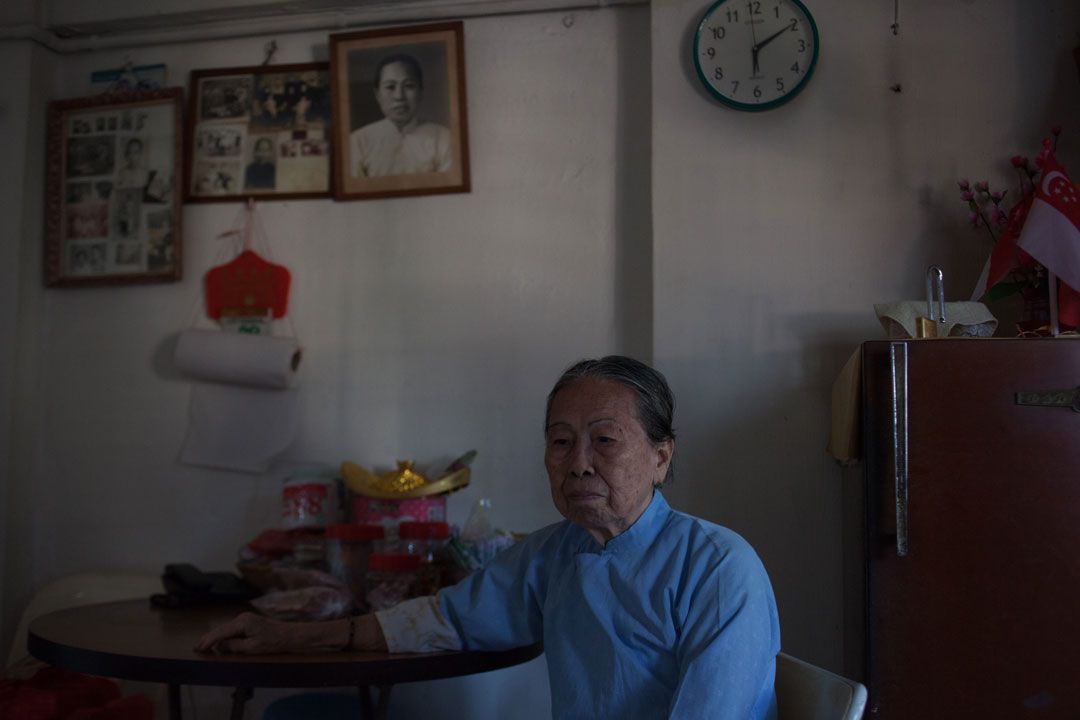 The Clock Ticks for Singapore's First Maids