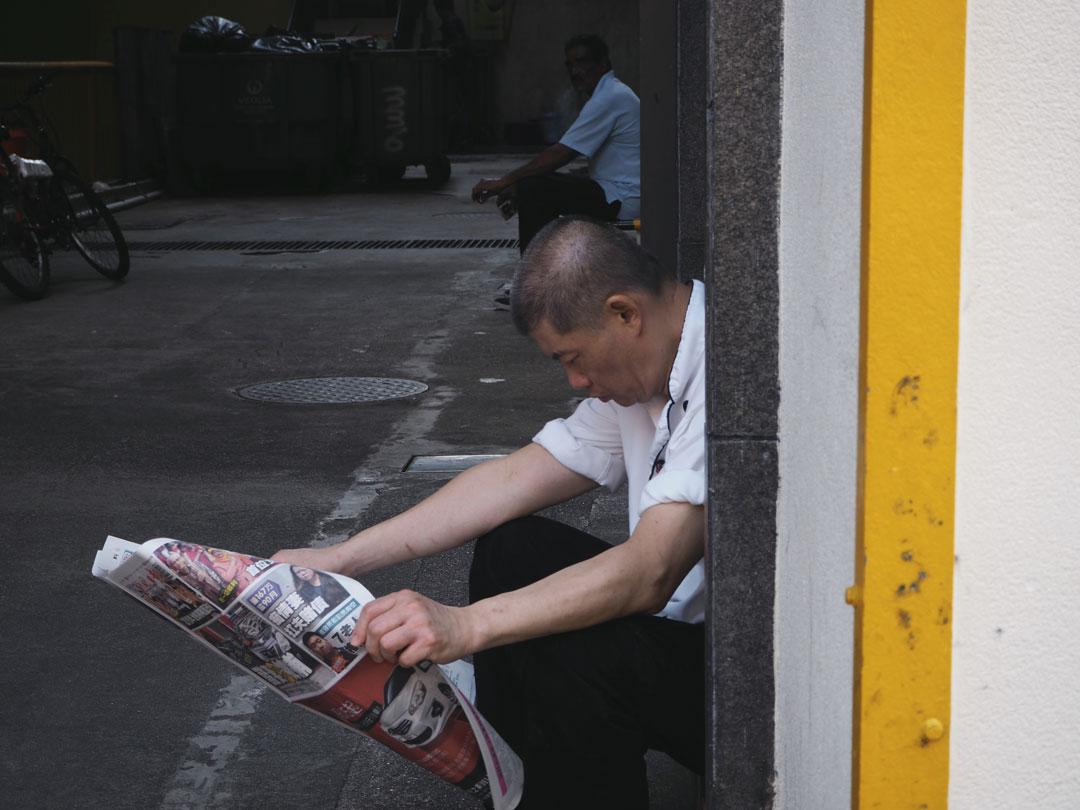 Wanbao & Shin Min: Proof that Gossip Beats Real News