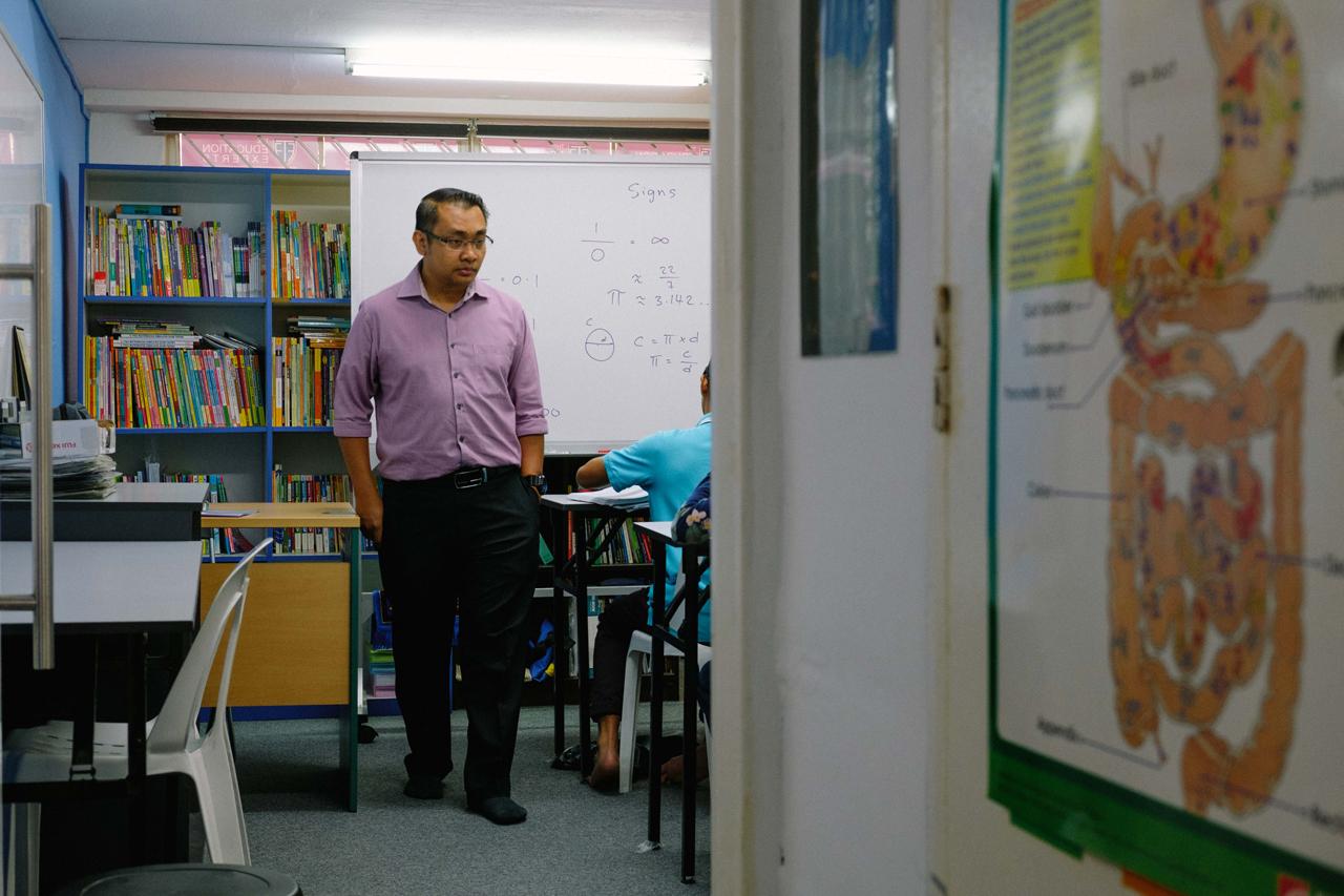 Beyond Madrasahs: How This Man Plans to Create Elite Islamic Education