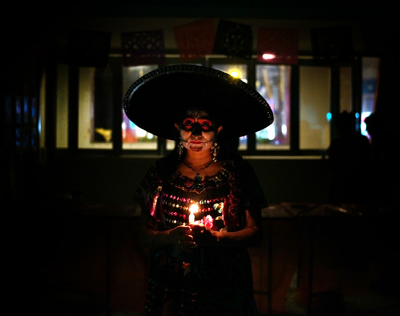 In Photos: Dancing with the Dead at Beach Road