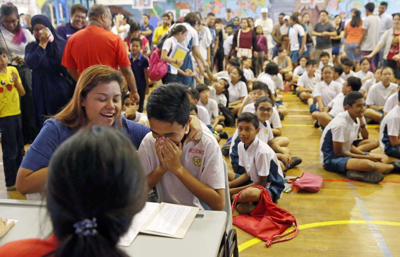 PSLE Matters. Get Over It.