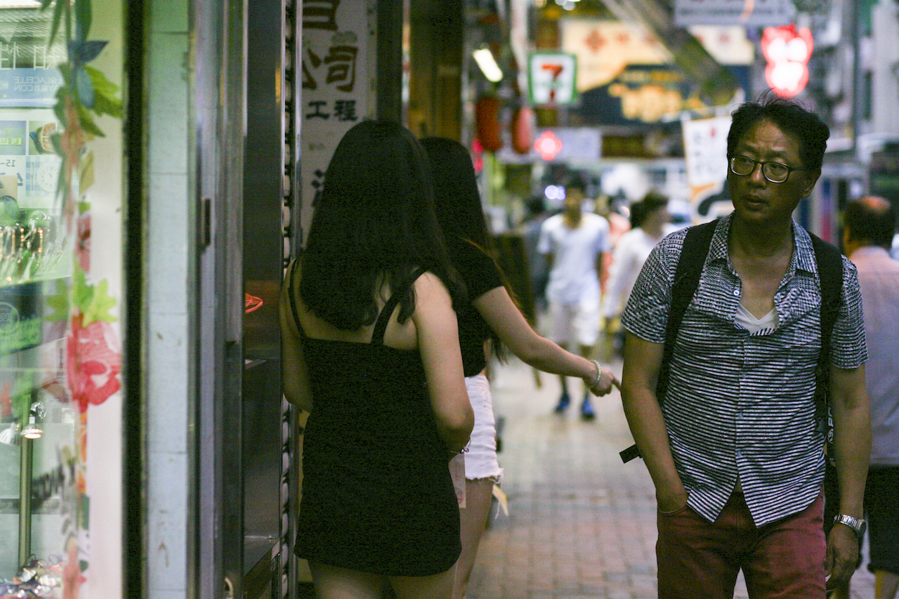 Divorced and Alone: Yau Ma Tei's Ladies of the Night