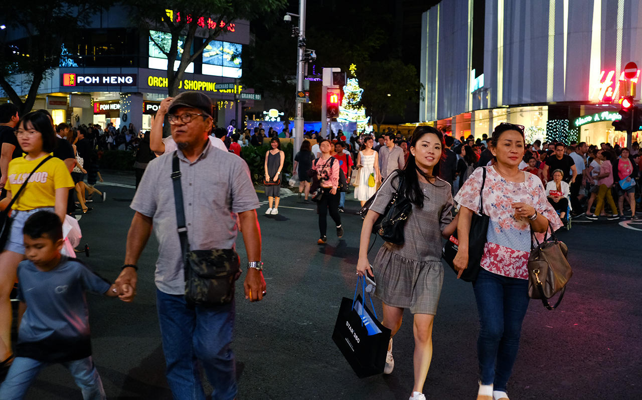 """Orchard Road's """"Shibuya"""" Crossing is a Lost Cause"""