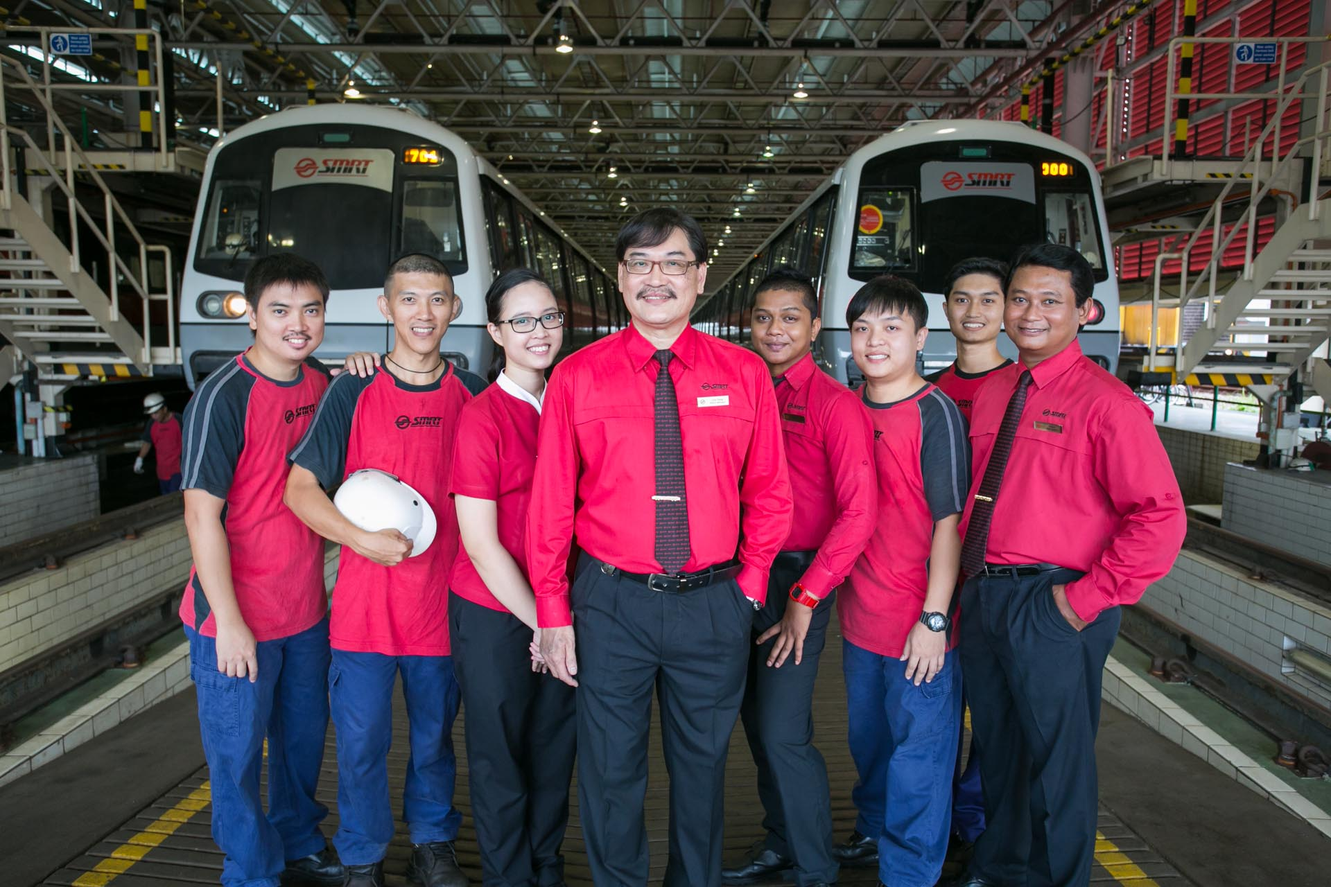 SMRT Chairman Inspires Employees to Resign From Family Unit