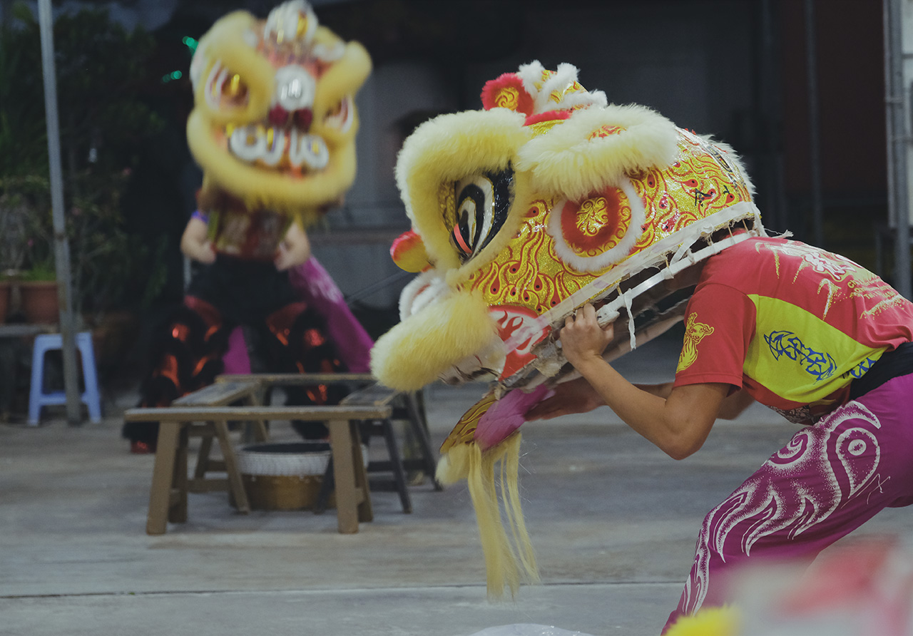 Two Brothers Fight to Save Lion Dance From Its Checkered Past