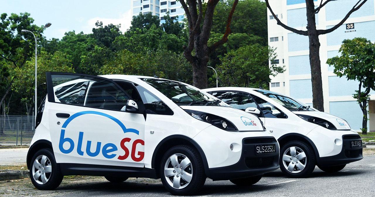 I Drove a BlueSG Electric Car, And Sadly the Future isn't Here