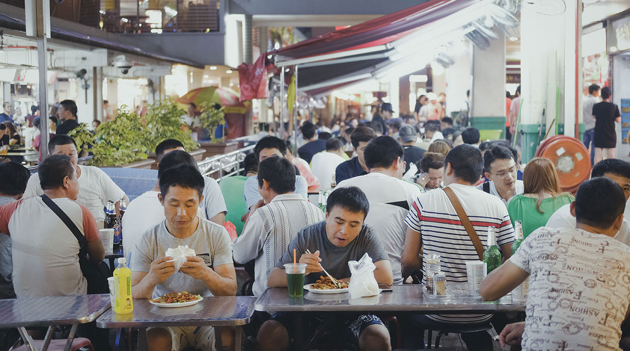 Sunday 7 PM at Singapore's Mini Chongqing, The Most Underrated Part of Chinatown
