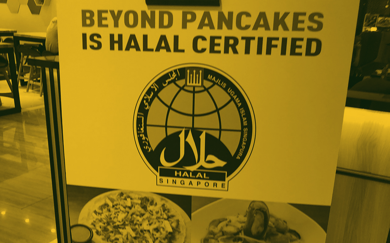 Facebook Page Calls for Boycott of Halal Food in Singapore