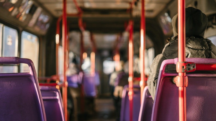 A Love Letter To Long Bus Rides