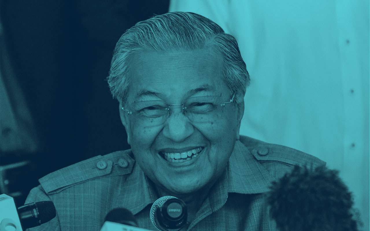 Should Singaporeans Still Expect Dr M to Inspire Change Back Home?