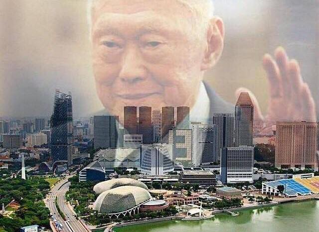 LKY Rises From Grave To Fight Mahathir On Water