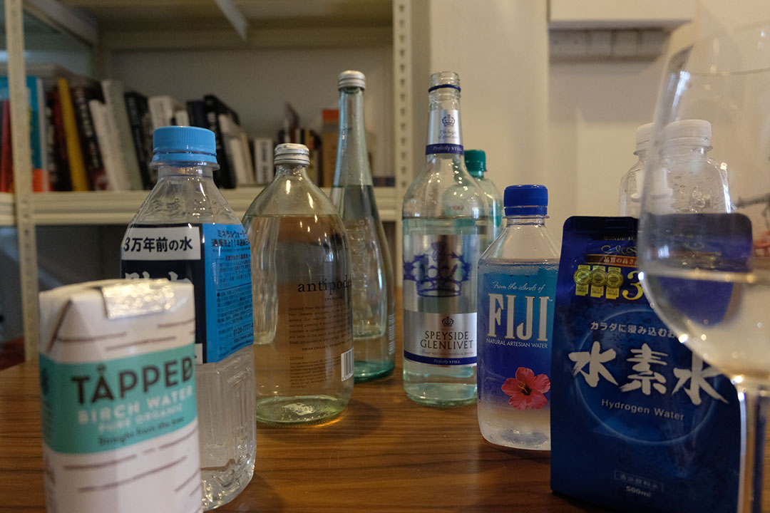 Stupidity in a Bottle: A Review of Singapore's Most Expensive Mineral Waters