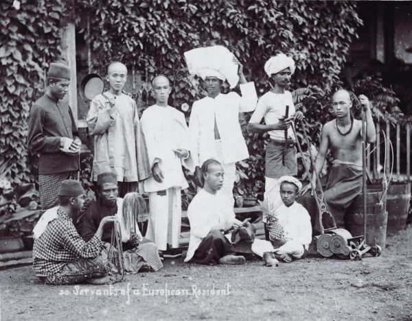 A Brief, Dark History of 'Lepak One Corner'