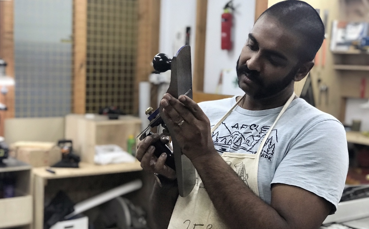 He Married Rich, But Chose To Be A Carpenter