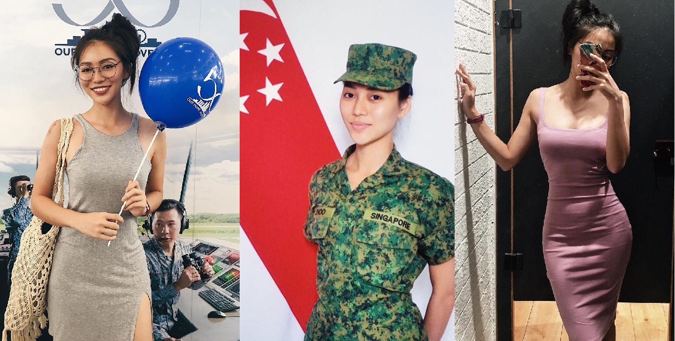 Does the SAF Only Hire Attractive Women?