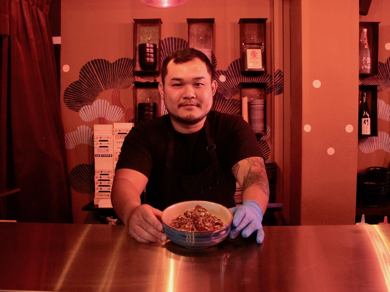 From Hawker to Head Chef: A Story of How You Don't Find Passion—It Finds You