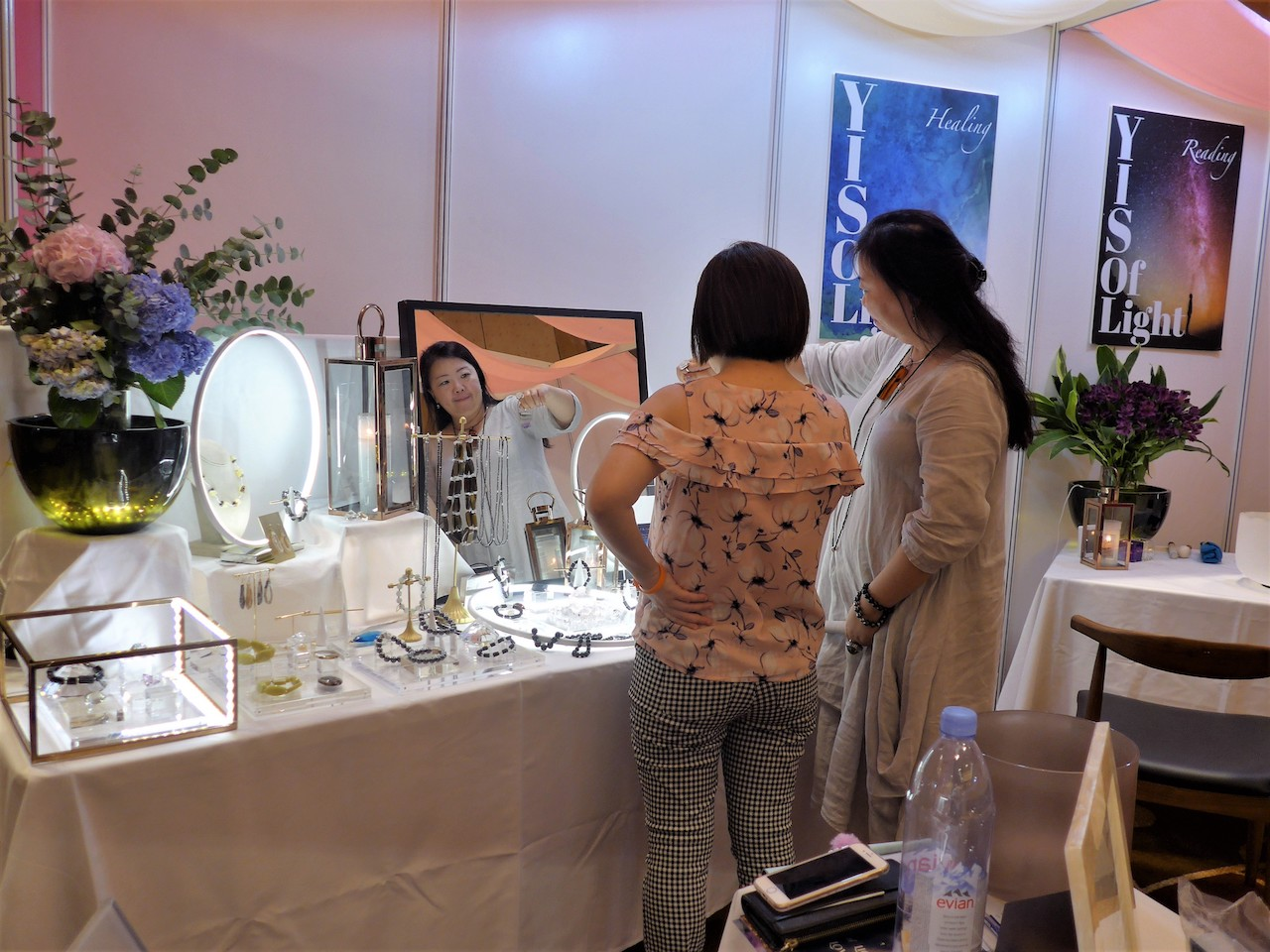 Has Wellness in Singapore Gone too Far? Crystal Whisperers & Palm Readers Tell Us