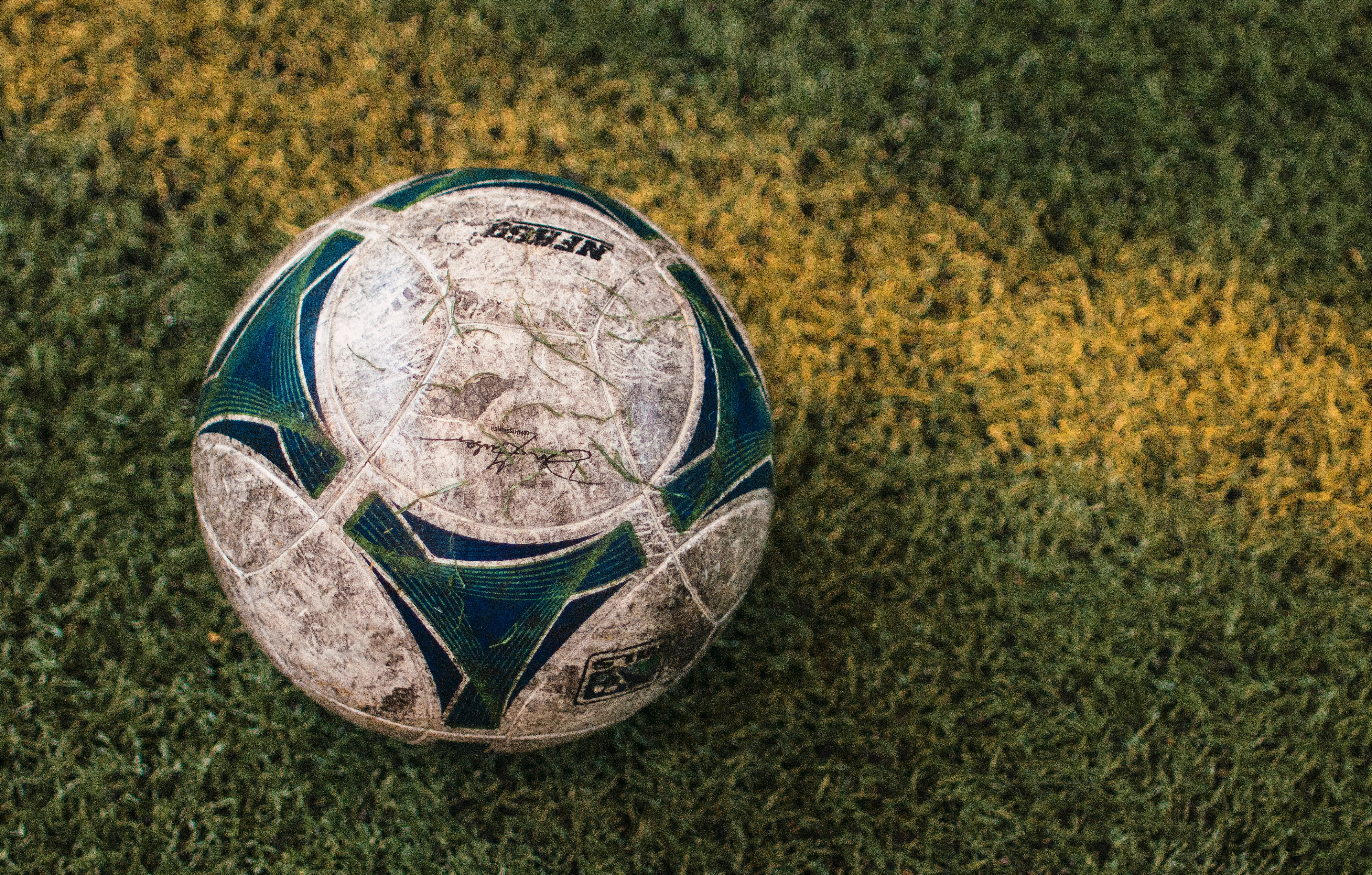 Our Tattered Footballs Taught Us the Importance of Fighting For What We Love