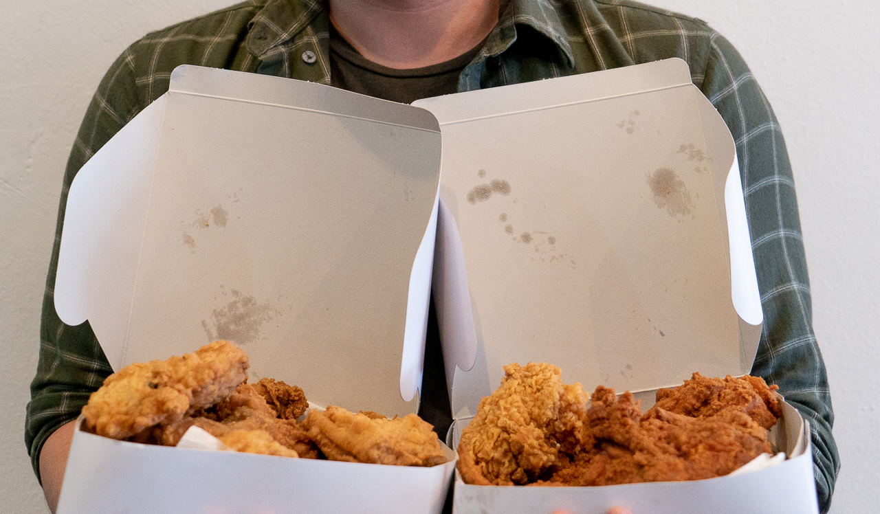 A Letter to My First Love, Fried Chicken