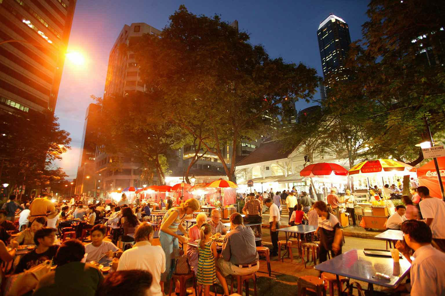Hawker Culture Belongs To Singapore Because We Have More Money