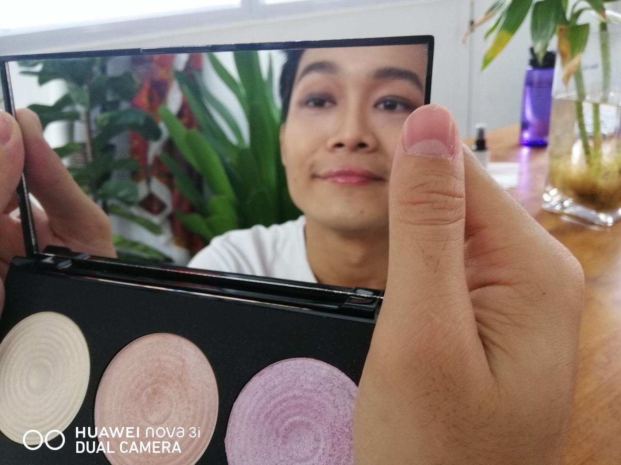 Men Wear Makeup. Men Learn That Beauty Standards for Women Suck.