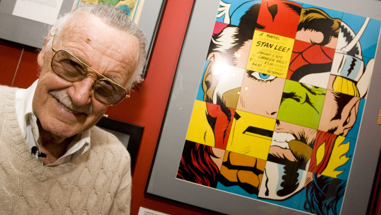 Stan Lee: Not Just a Comic Book Writer, But Also a Champion for Inclusivity