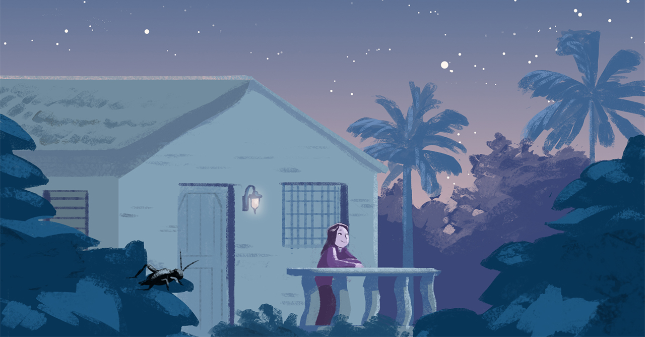 5 Foreign Workers Described What Home Looks Like, and We Drew It
