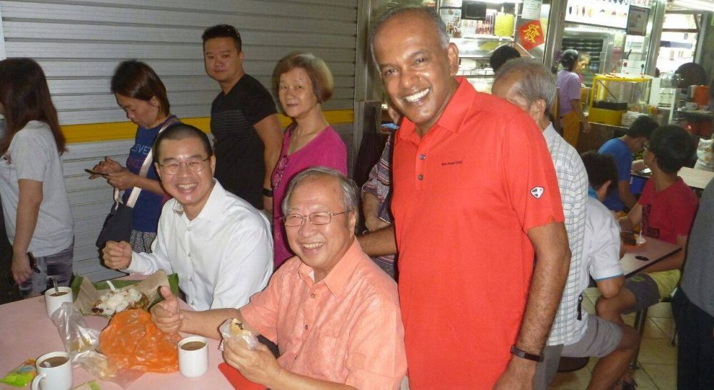 Dear Politicians, Eating in a Hawker Centre Doesn't Make You One of Us