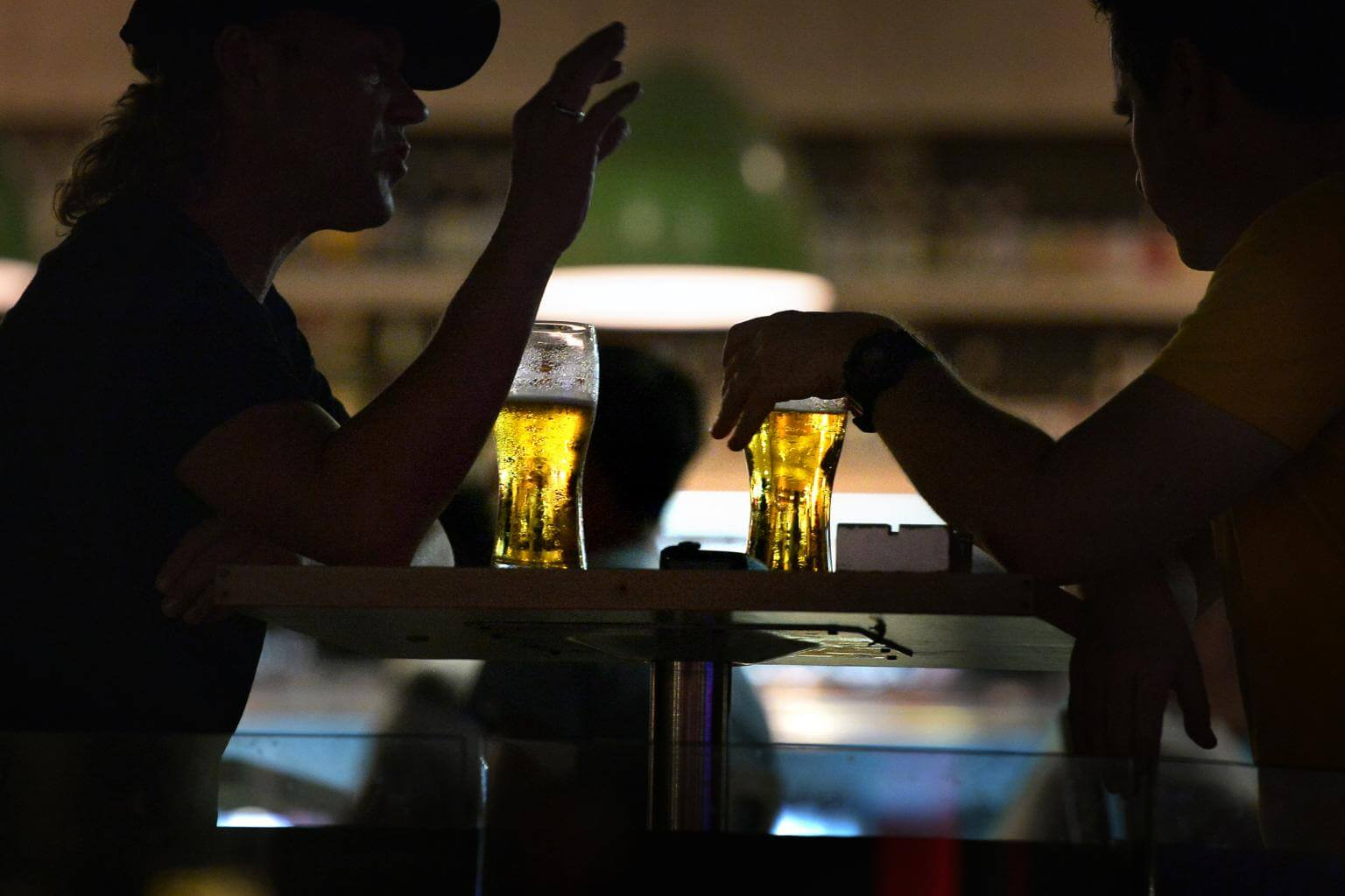 Why Are There So Many More Expats Than Singaporeans In Alcoholics Anonymous?