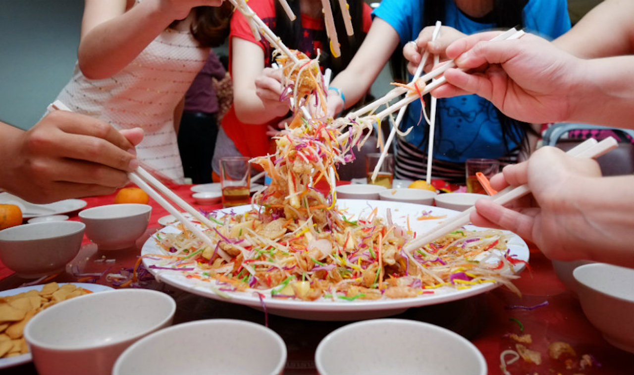 On Learning to Love the Obligatory Chinese New Year Family Reunion
