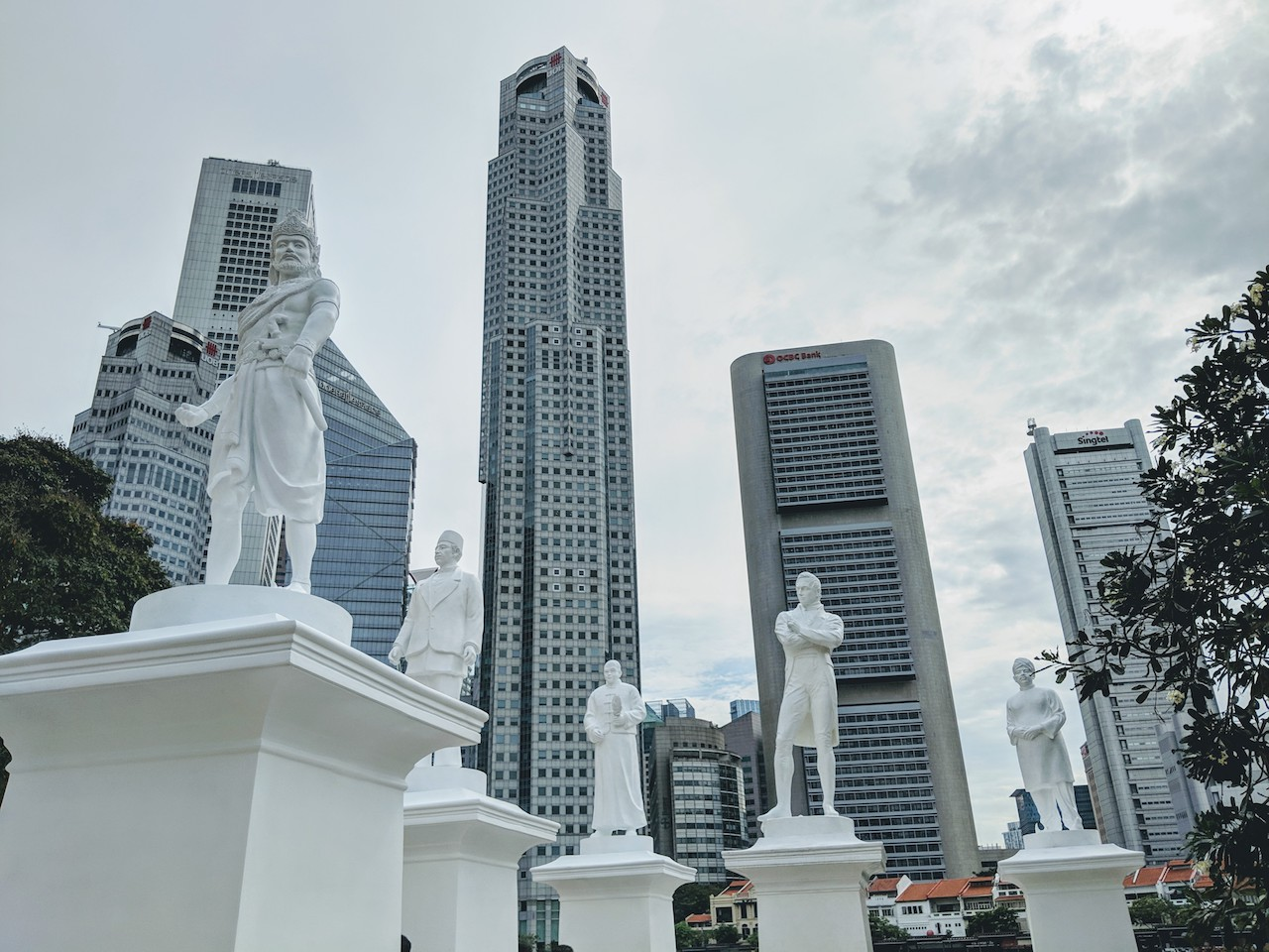 What Does It Mean to Be Singaporean? Let These Four Dead People Tell You