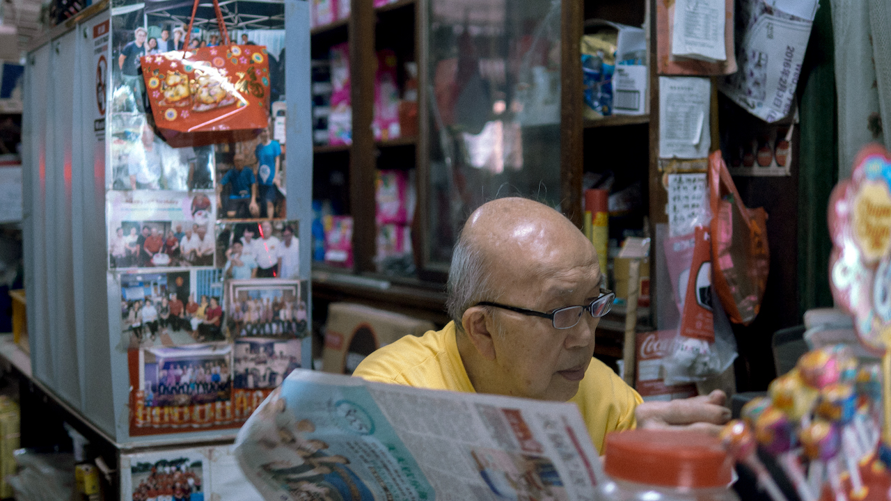 At 79, Mr Ang Lu Heng is the Last Singaporean to Run A Provision Shop From His Home
