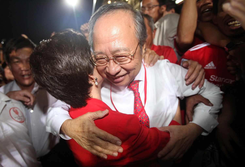 Can Tan Cheng Bock Really Save Us All?